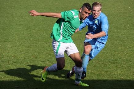 Thijs Kwakkenbos in duel